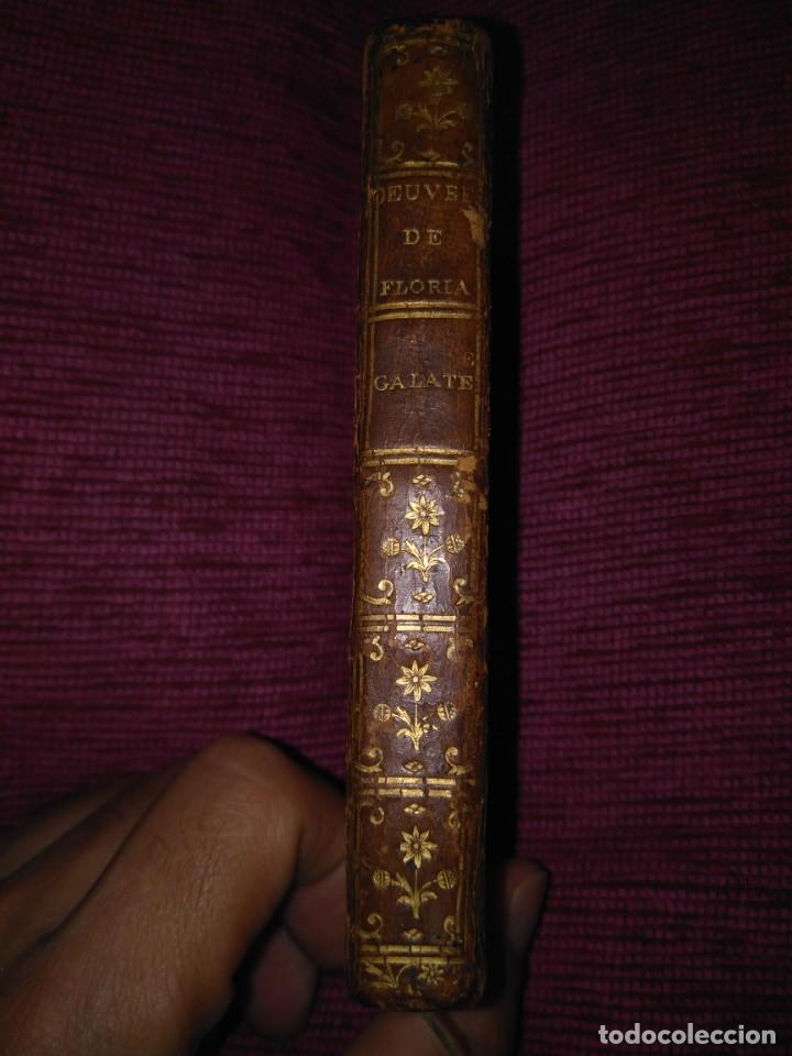 Libros antiguos: 1784. Galatea. M. De Florian. Bonita edición. - Foto 13 - 172153970