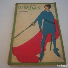 Libros antiguos: BURIDAN COLECCION MADRID CALLEJA. Lote 172406192