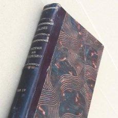 Libros antiguos: TRISTAN O EL PESIMISMO - ARMANDO PALACIOS VALDES - 1922.. Lote 172764229