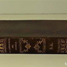 Libri antichi: EL CANCIONERO DEL PUEBLO. 2 VOLUM. EN I TOMO. IMP. W. AYGUALS. MADRID. 1844/45.. Lote 173123082