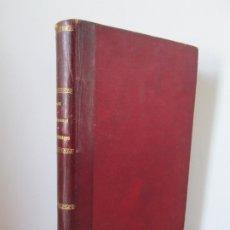 Libros antiguos: VEINTE MIL LEGUAS DE VIAJE SUBMARINO. JULIO VERNE. VICENTE GUIMERA. 1870. CON GRABADOS. VER FOTOS. Lote 171218524