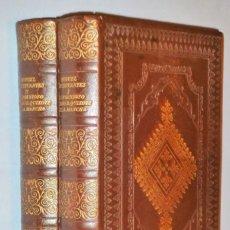 Libros antiguos: EL INGENIOSO HIDALGO DON QUIXOTE DE LA MANCHA. 2 TOMOS. Lote 174347660