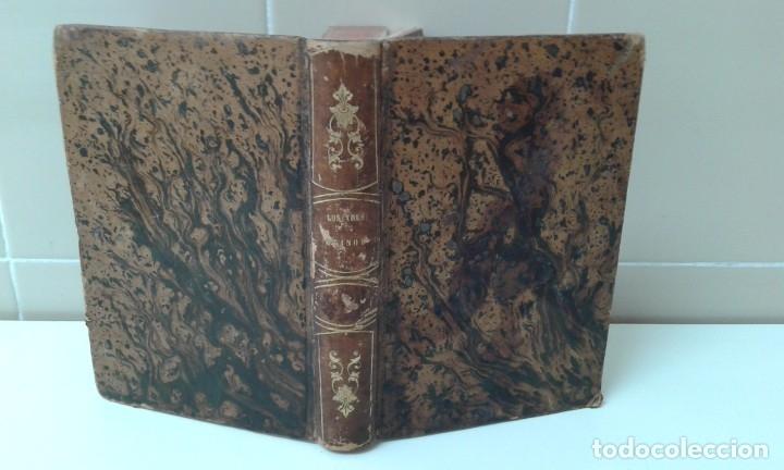 Libros antiguos: LOS TRES REINOS TERCER VIAJE DEL PEREGRINO ARLINCOURT 1844 - Foto 2 - 174975828