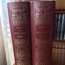 Libros antiguos: OBRAS DE MOLIERE. Lote 175274570