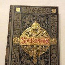 Libros antiguos: DRAMAS DE GUILLERMO SHAKESPEARE BARCELONA 1883. Lote 175363079