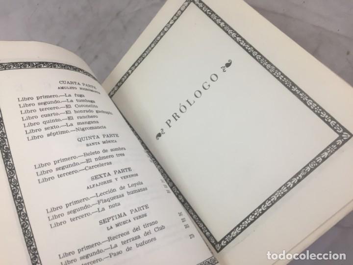 Libros antiguos: TIRANO BANDERAS R. VALLE INCLÁN OPERA OMNIA XXVI 1954 Editorial Plenitud Intonso - Foto 6 - 175513580
