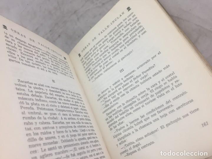 Libros antiguos: TIRANO BANDERAS R. VALLE INCLÁN OPERA OMNIA XXVI 1954 Editorial Plenitud Intonso - Foto 8 - 175513580