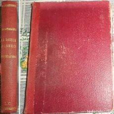 Libros antiguos: LA NOVELA ALBERO 3 EJEMPLARES ENCUADERNADOS CON ILUSTRACIONES - COMO SE CASARON ANTONIO FOSSATI 71 P. Lote 175552438