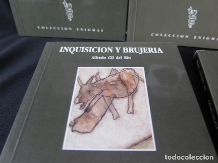 Libros antiguos: LOTE 5 TÍTULOS-COLECCIÓN ENIGMAS ESPIRITISMO-CIENCIAS OCULTAS - Foto 7 - 175702280