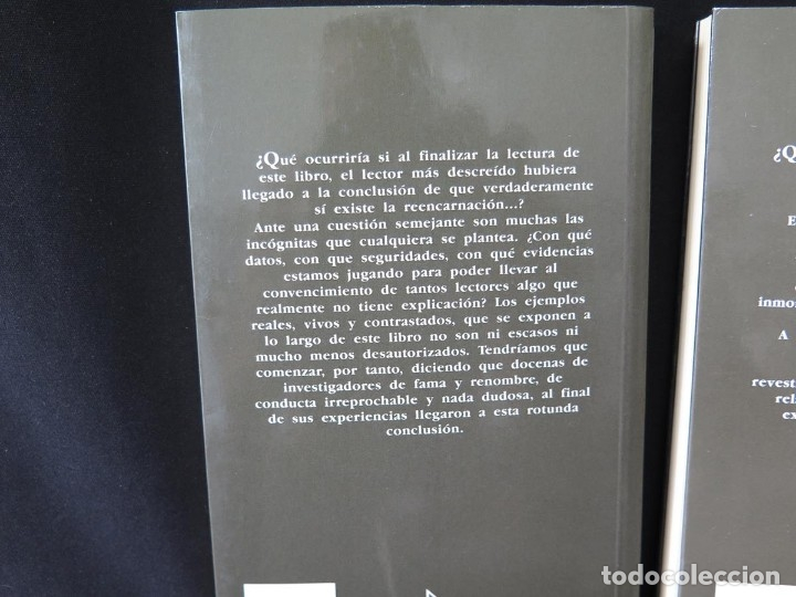 Libros antiguos: LOTE 5 TÍTULOS-COLECCIÓN ENIGMAS ESPIRITISMO-CIENCIAS OCULTAS - Foto 9 - 175702280