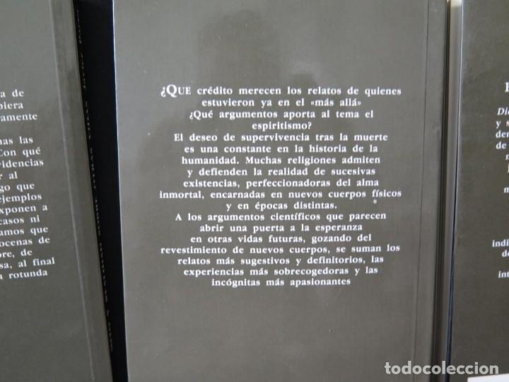 Libros antiguos: LOTE 5 TÍTULOS-COLECCIÓN ENIGMAS ESPIRITISMO-CIENCIAS OCULTAS - Foto 10 - 175702280