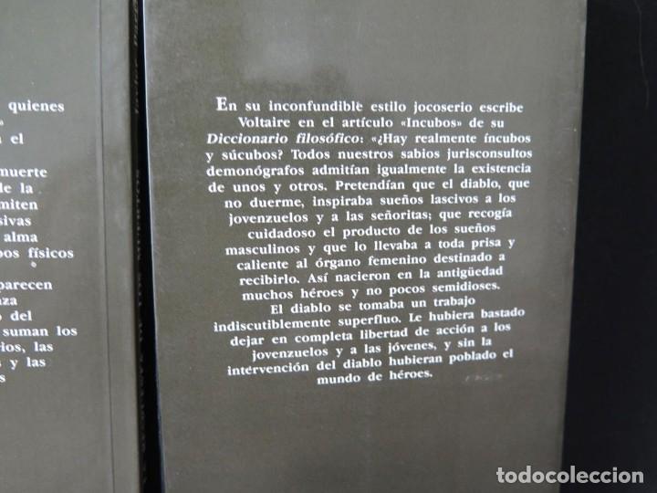 Libros antiguos: LOTE 5 TÍTULOS-COLECCIÓN ENIGMAS ESPIRITISMO-CIENCIAS OCULTAS - Foto 11 - 175702280