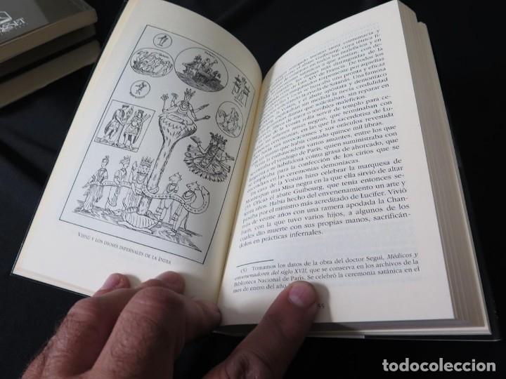 Libros antiguos: LOTE 5 TÍTULOS-COLECCIÓN ENIGMAS ESPIRITISMO-CIENCIAS OCULTAS - Foto 20 - 175702280
