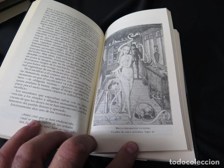 Libros antiguos: LOTE 5 TÍTULOS-COLECCIÓN ENIGMAS ESPIRITISMO-CIENCIAS OCULTAS - Foto 22 - 175702280