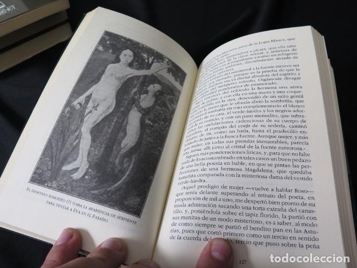 Libros antiguos: LOTE 5 TÍTULOS-COLECCIÓN ENIGMAS ESPIRITISMO-CIENCIAS OCULTAS - Foto 23 - 175702280