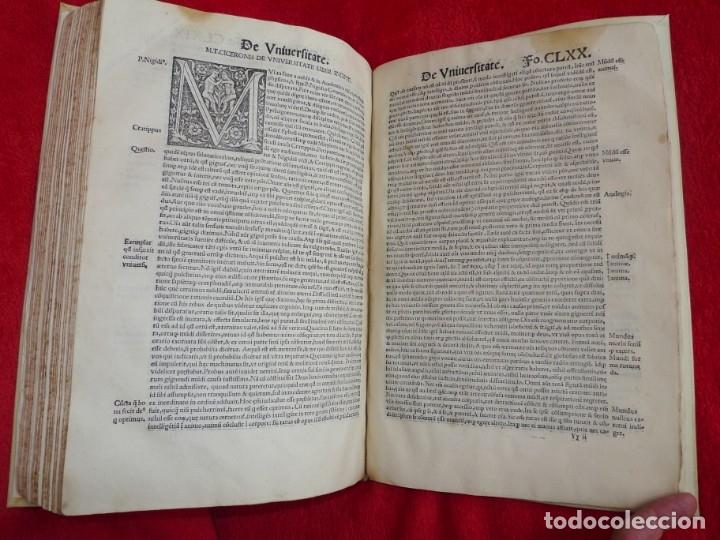 Libros antiguos: AÑO 1521 - 34 CM - ENORME POST INCUNABLE - OBRAS DE CICERON - PRECIOSO - GRABADOS - HAY QUE VERLO - Foto 109 - 175732800