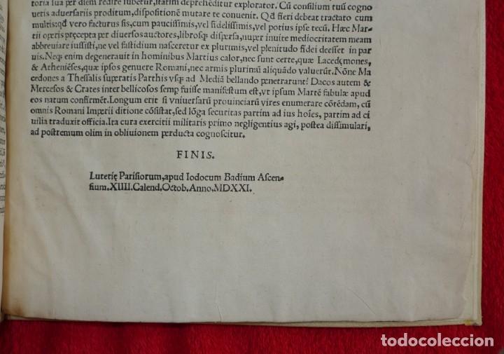 Libros antiguos: AÑO 1521 - 34 CM - ENORME POST INCUNABLE - OBRAS DE CICERON - PRECIOSO - GRABADOS - HAY QUE VERLO - Foto 116 - 175732800