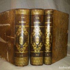 Libros antiguos: LOS MISERABLES - VICTOR HUGO - AÑO 1869 - BELLOS GRABADOS.. Lote 175914890