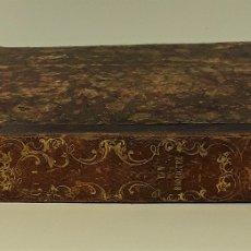 Libros antiguos: BIBLIOTECA DE GASPAR Y ROIG. 3 OBRAS EN I TOMO. VARIOS AUTORES. MADRID. 1851/53.. Lote 176650024