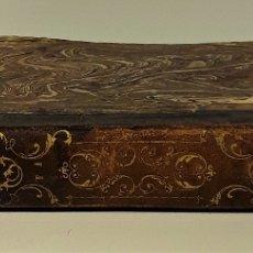 Libros antiguos: BIBLIOTECA ILUSTRADA DE GASPAR Y ROIG. 2 OBRAS EN I VOLUM. MADRID. 1854/55.. Lote 176741152