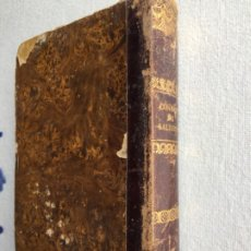 Libros antiguos: LA CONDESA DE SALISBURY ALEJANDRO DUMAS 1850. Lote 177036008
