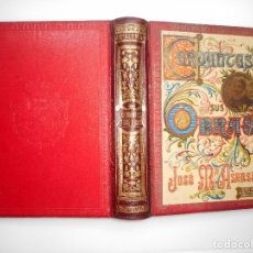 Libros antiguos: JOSÉ Mª ASENSIO CERVANTES Y SUS OBRAS (ARTÍCULOS) Y96157. Lote 177382207