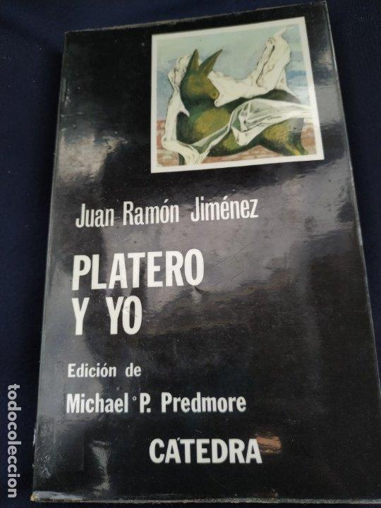 PLATERO Y YO - JUAN RAMON JIMENEZ (Libros antiguos (hasta 1936), raros y curiosos - Literatura - Narrativa - Clásicos)