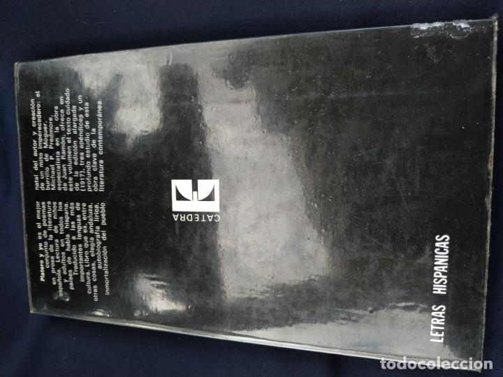 Libros antiguos: PLATERO Y YO - JUAN RAMON JIMENEZ - Foto 2 - 177675213