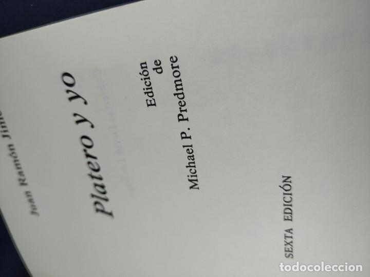 Libros antiguos: PLATERO Y YO - JUAN RAMON JIMENEZ - Foto 4 - 177675213