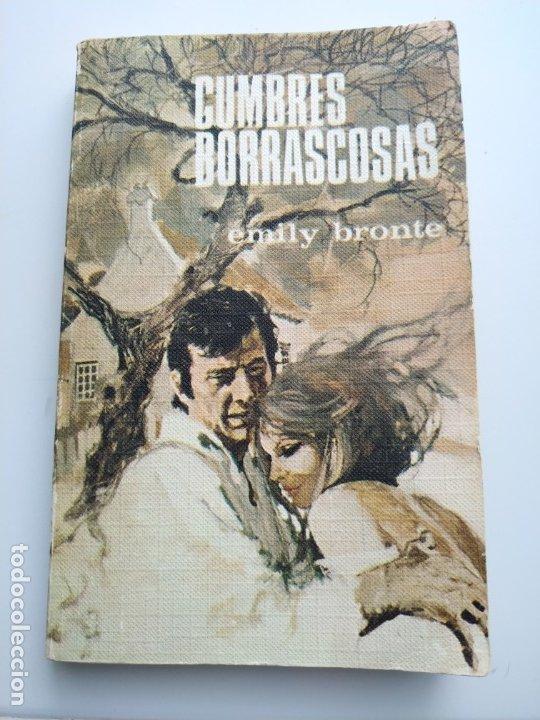 CUMBRES BORRASCOSAS - EMILY BRONTE (Libros antiguos (hasta 1936), raros y curiosos - Literatura - Narrativa - Clásicos)