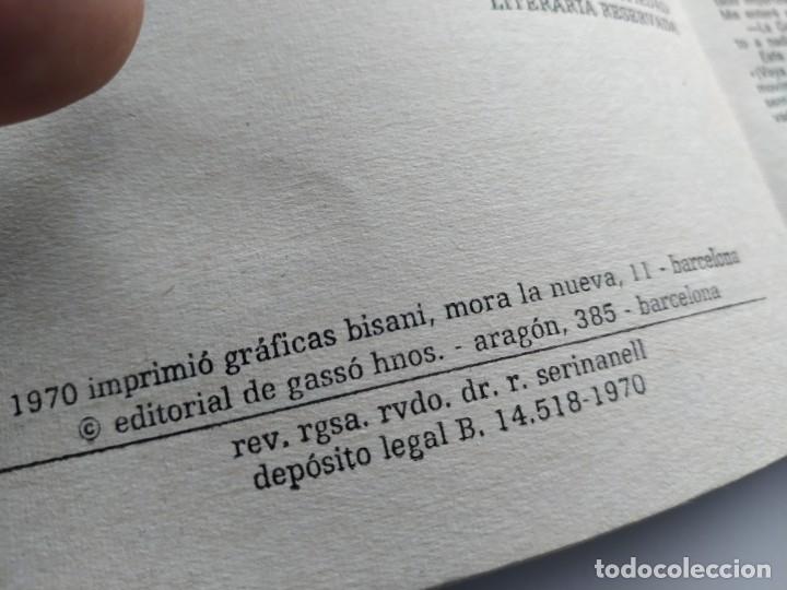 Libros antiguos: CUMBRES BORRASCOSAS - EMILY BRONTE - Foto 3 - 177675419