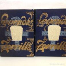 Libros antiguos: LEYENDAS DE JOSE ZORRILLA 1901. Lote 177693815