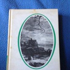 Libros antiguos: CUMBRES BORRASCOSAS.EMILY BRONTE.1965. Lote 177699862
