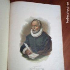 Libros antiguos: EL INGENIOSO HIDALGO DON QUIJOTE DE LA MANCHA 2 TOMOS -1879. Lote 178371588