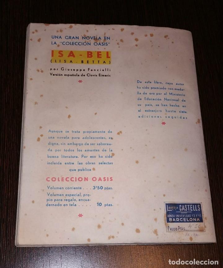 Libros antiguos: R.L. STEVENSON. LA RESACA. EDICIONES REGUERA, PRIMERA EDICIÓN 1945. - Foto 3 - 178636392