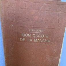 Libros antiguos: DON QUIJOTE DE LA MANCHA. 1882. BIBLIOTECA ILUSTRADA DE SALVADOR RIBAS. BARCELONA. Lote 179042530