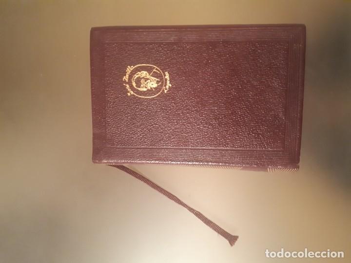 Libros antiguos: José Zorrilla - Leyendas (editorial Aguilar) - Foto 2 - 179048465