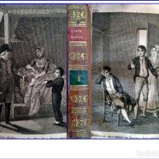 Libros antiguos: AÑO 1823: CUENTOS MORALES. LIBRO ILUSTRADO DEL SIGLO XIX.. Lote 179076368