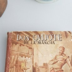 Libros antiguos: DON QUIJOTE DE LA MANCHA. Lote 179170616