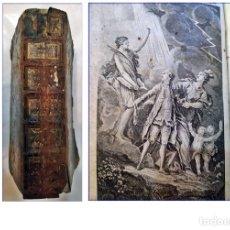 Libros antiguos: AÑO 1779: EL CONDE DE VALMONT. EL CLÁSICO DEL SIGLO XVIII. ILUSTRACIONES.. Lote 179193167