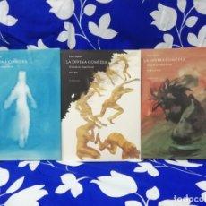 Livros antigos: LA DIVINA COMÈDIA - DANTE ALIGHIERI / MIQUEL BARCELÓ. Lote 179322283