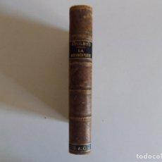 Libros antiguos: LIBRERIA GHOTICA. EDICIÓN EN PIEL DE LUCIO APULEYO. LA METAMORFOSIS O EL ASNO DE ORO. 1929.. Lote 179555346