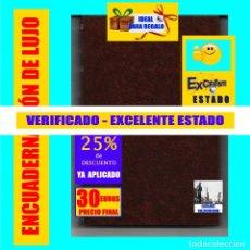 Libros antiguos: SANGRE Y ARENA - VICENTE BLASCO IBAÑEZ - PRIMERA EDICIÓN - SEMPERE - 1908 - ENCUADERNACIÓN DE LUJO. Lote 179957062