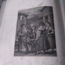Livres anciens: EL QUIJOTE EDICIÓN TOMAS GORCHS 1863 - 2 TOMOS GRAN FORMATO. Lote 180249337