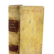 Libros antiguos: DON QUIJOTE DE LA MANCHA, 1839, MIGUEL DE CERVANTES, TOMO 1, IMPRENTA DE ANTONIO BERGNES, BARCELONA. Lote 180844607