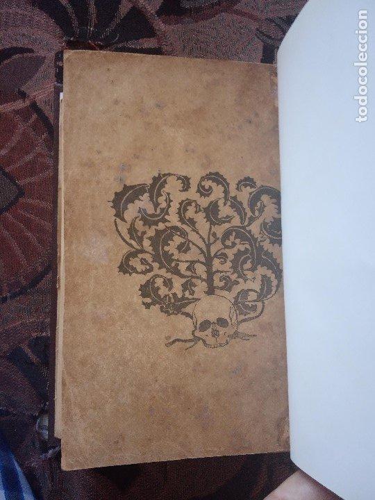 Libros antiguos: PÍO BAROJA - EL ÁRBOL DE LA CIENCIA (1911) [1ª EDICIÓN] - Foto 5 - 181132298