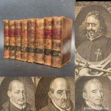Libros antiguos: 1768 - PARNASO ESPAÑOL - LOPE DE VEGA - QUEVEDO - GONGORA - LITERATURA ESPAÑOLA- SIGLO DE ORO. Lote 181483793