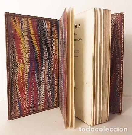LES BUCOLIQUES DE VIRGILE. (BUCÓLICAS DE VIRGILIO. P., 1831 BILINGÜE PLENA PIEL (Libros antiguos (hasta 1936), raros y curiosos - Literatura - Narrativa - Clásicos)