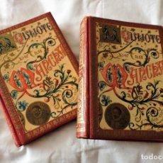 Libros antiguos: DON QUIJOTE DE LA MANCHA. Lote 182293255