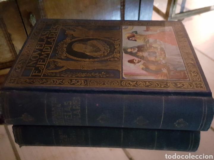 Libros antiguos: NOVELAS EJEMPLARES. MIGUEL DE CERVANTES - Foto 5 - 182306278